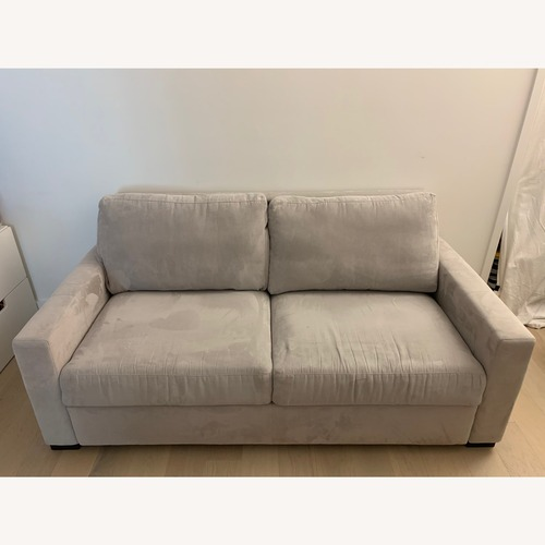 Used Room & Board Berin Queen Sofa Bed for sale on AptDeco