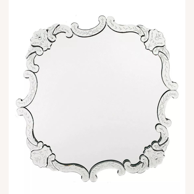 Anthropologie Venetian Style Mirror - image-1