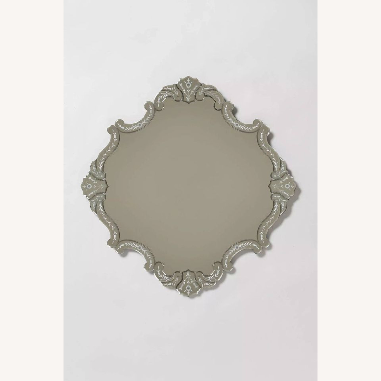 Anthropologie Venetian Style Mirror - image-2