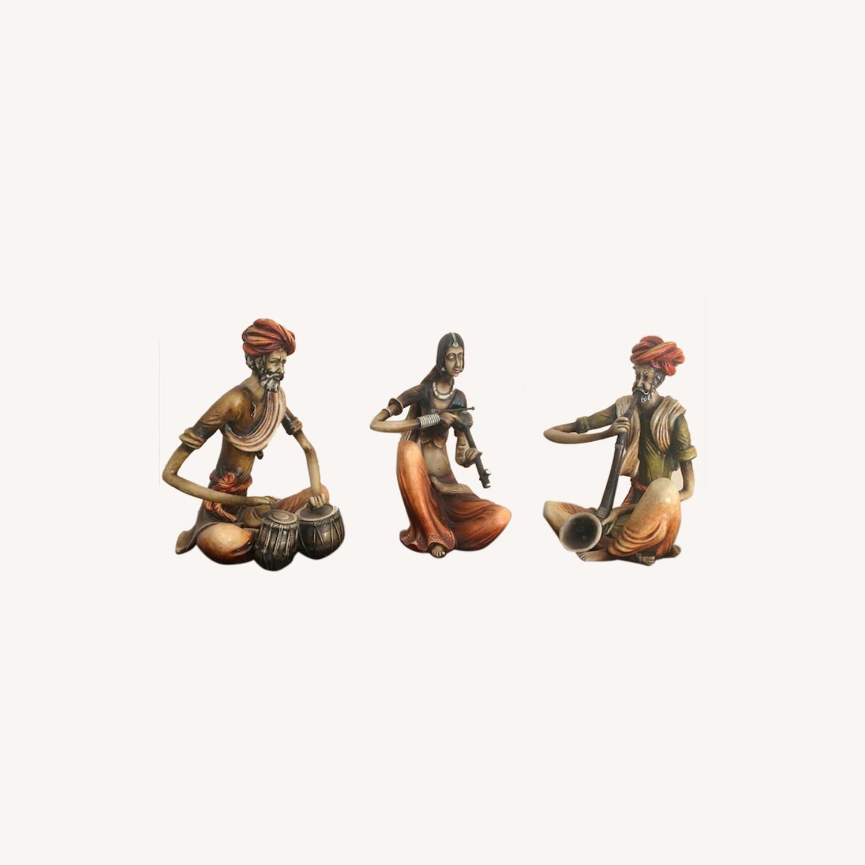 Decorative Art Pieces - Villagers Band - image-0