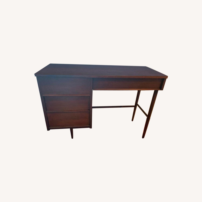 Vintage MCM Desk - image-0