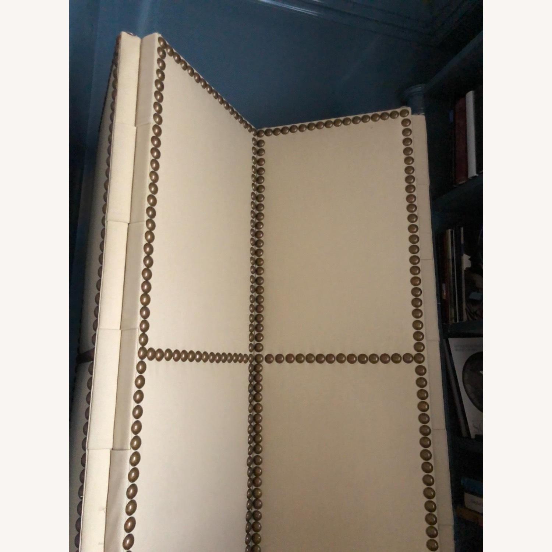 4 Panel Room Screen Door Divide - image-5