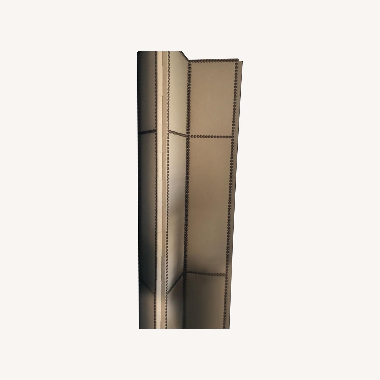 4 Panel Room Screen Door Divide - image-0