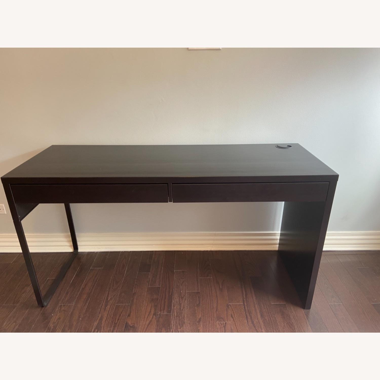 Wenge Desk/Vanity - image-4