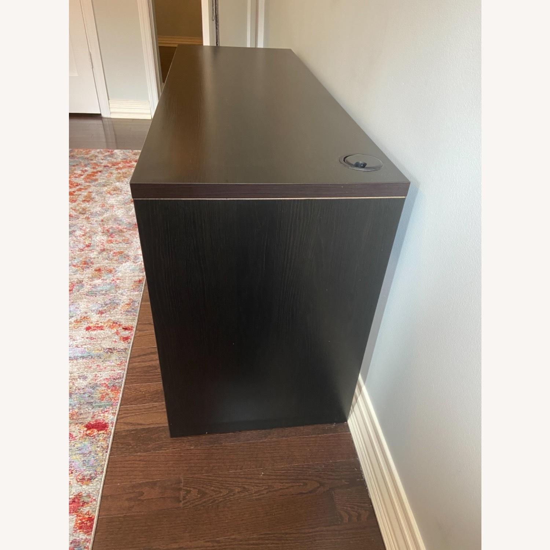 Wenge Desk/Vanity - image-2