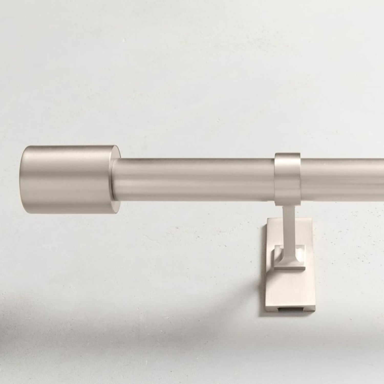 "West Elm Curtain Rod (28""-48"") - image-1"