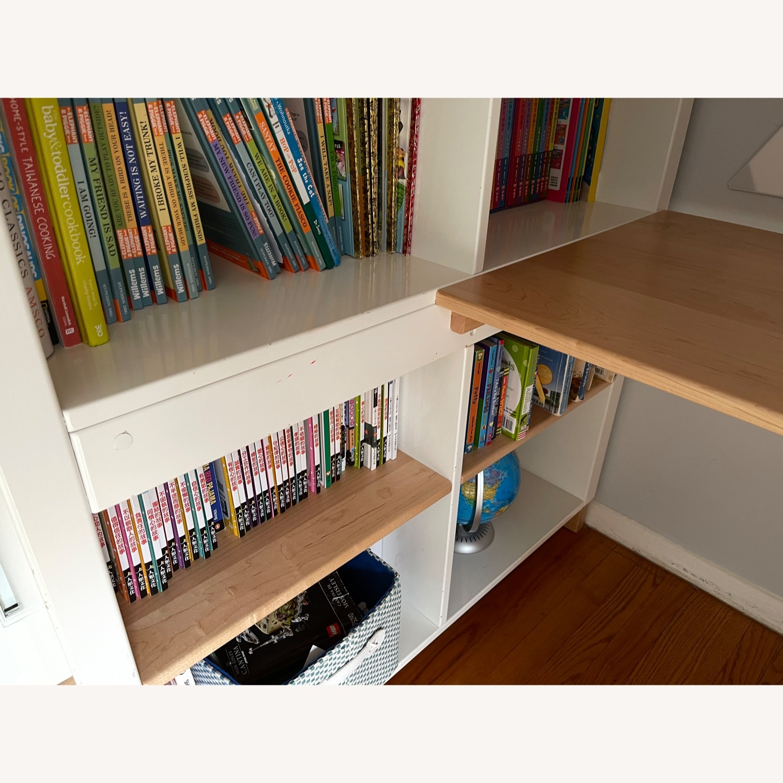 Room & Board Moda Loft Bed with Desk - image-6