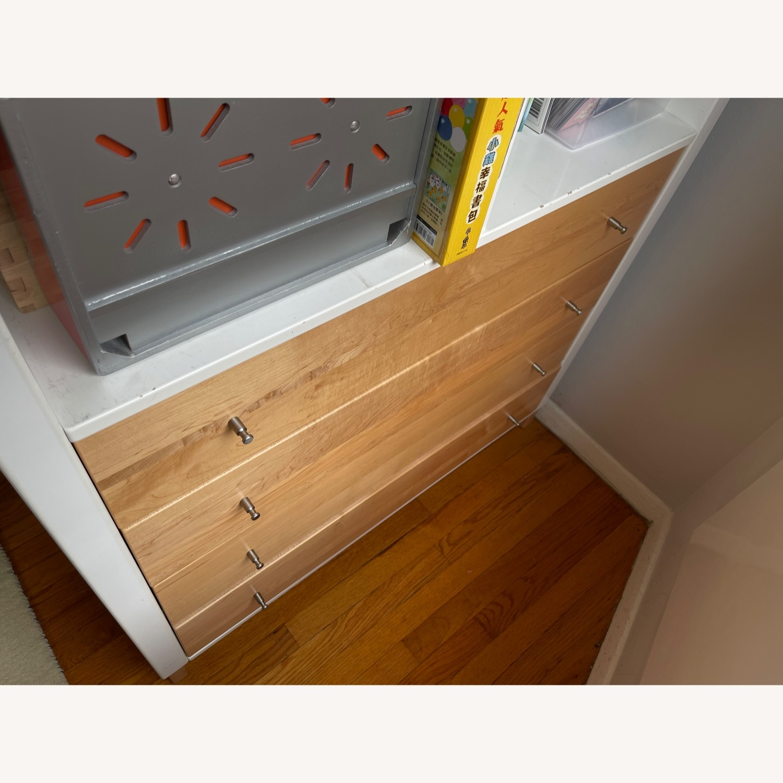 Room & Board Moda Loft Bed with Desk - image-3