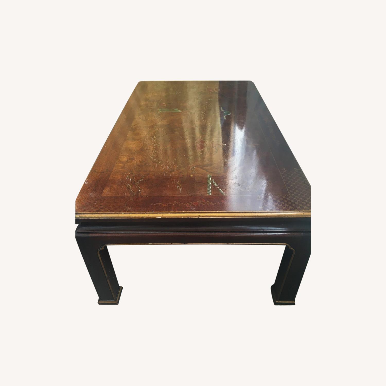 Henredon Cocktail/Coffee Table, Twentieth Century - image-0