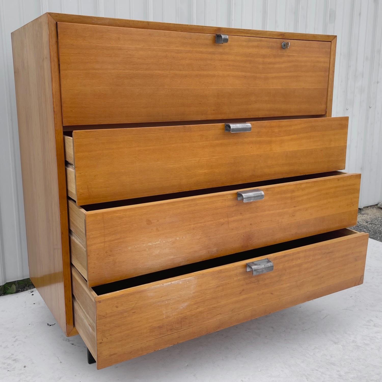 Mid-Century Dresser with Desk for Herman Miller - image-3