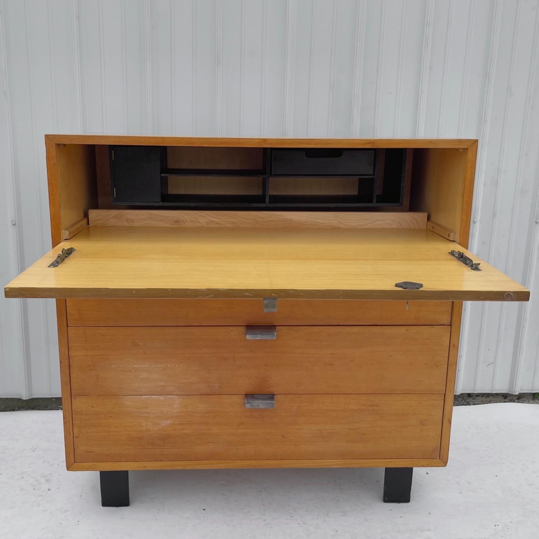 Mid-Century Dresser with Desk for Herman Miller - image-4