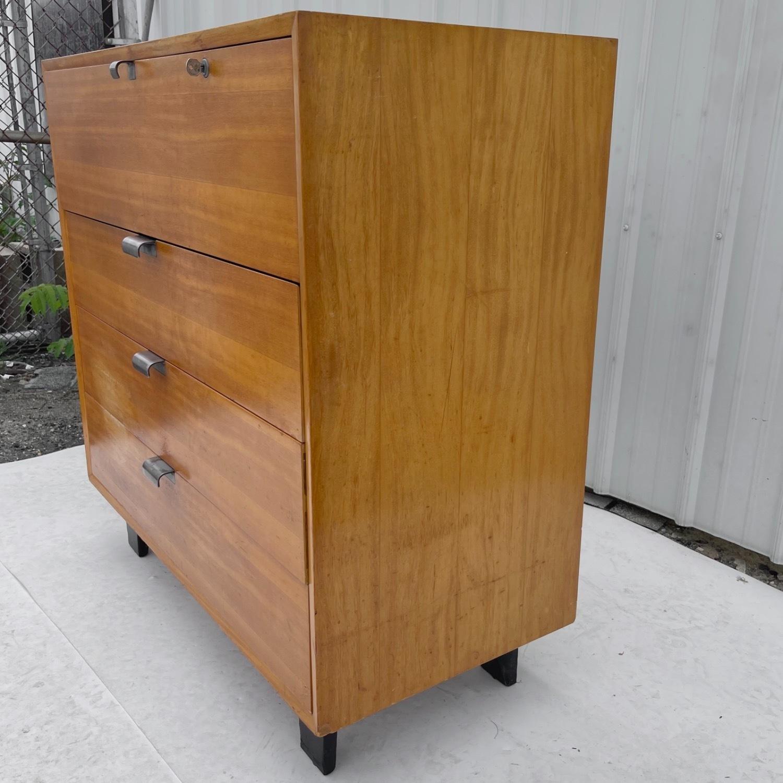 Mid-Century Dresser with Desk for Herman Miller - image-8