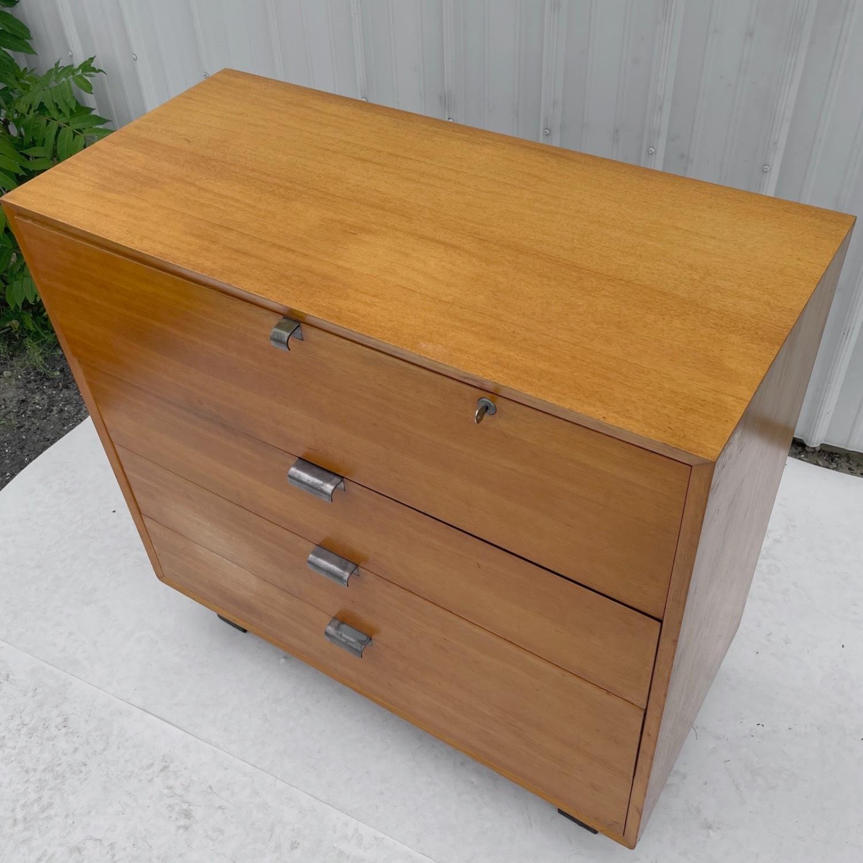 Mid-Century Dresser with Desk for Herman Miller - image-16