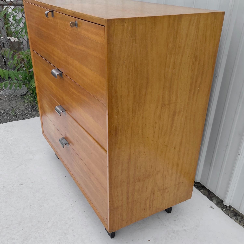 Mid-Century Dresser with Desk for Herman Miller - image-25