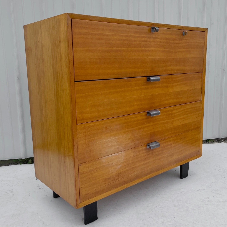 Mid-Century Dresser with Desk for Herman Miller - image-7