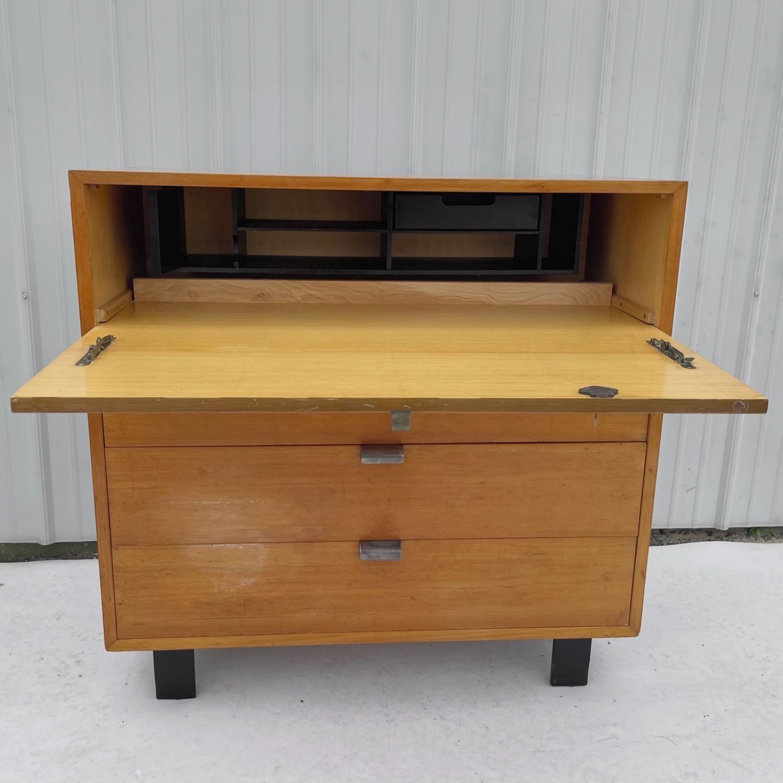 Mid-Century Dresser with Desk for Herman Miller - image-9