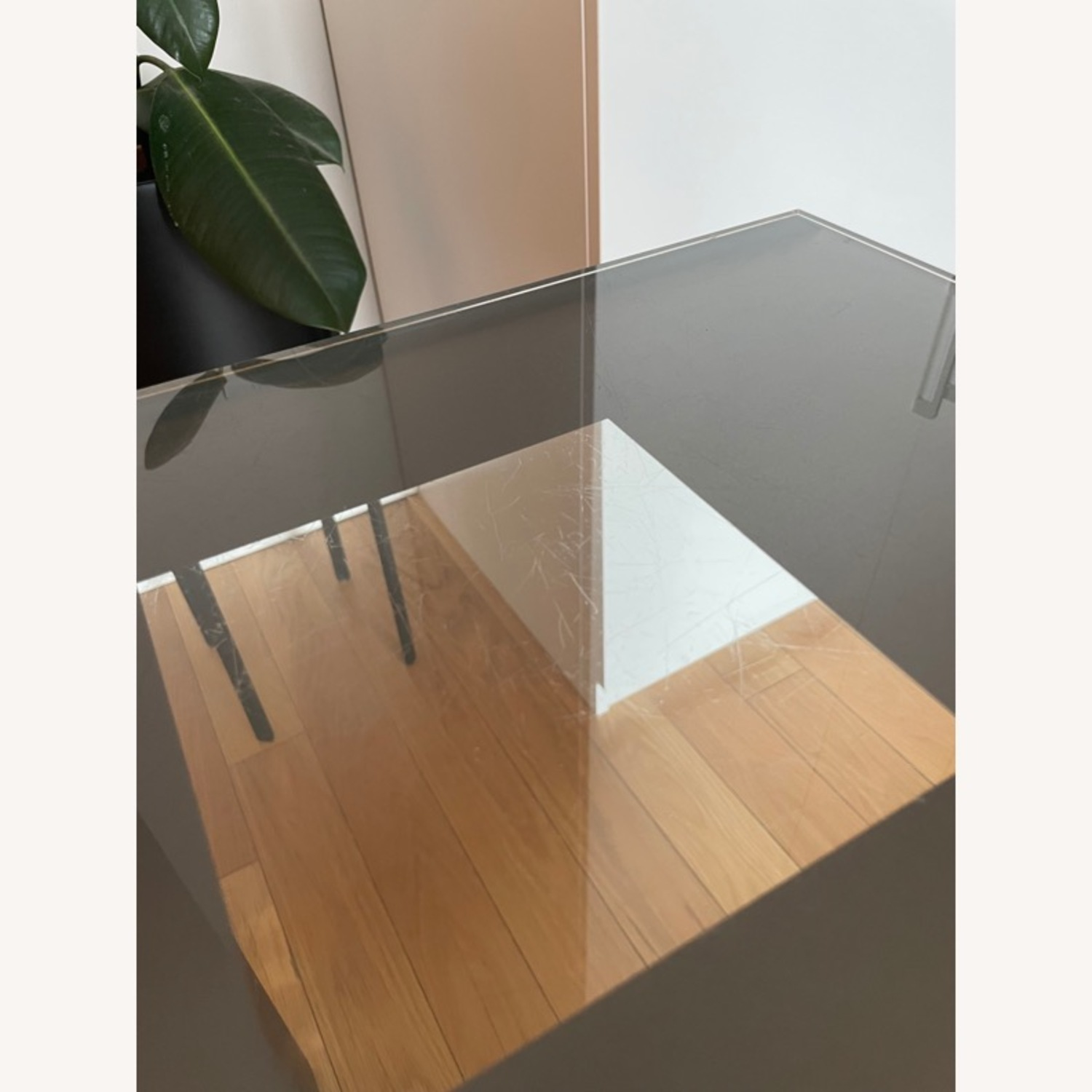 BoConcept Expandable Glass Dining Table - image-11