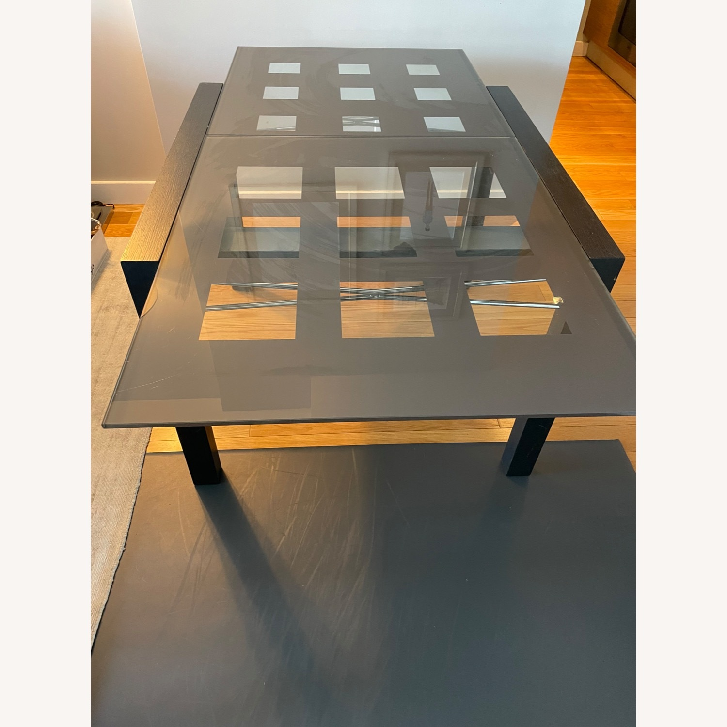 BoConcept Expandable Glass Dining Table - image-4
