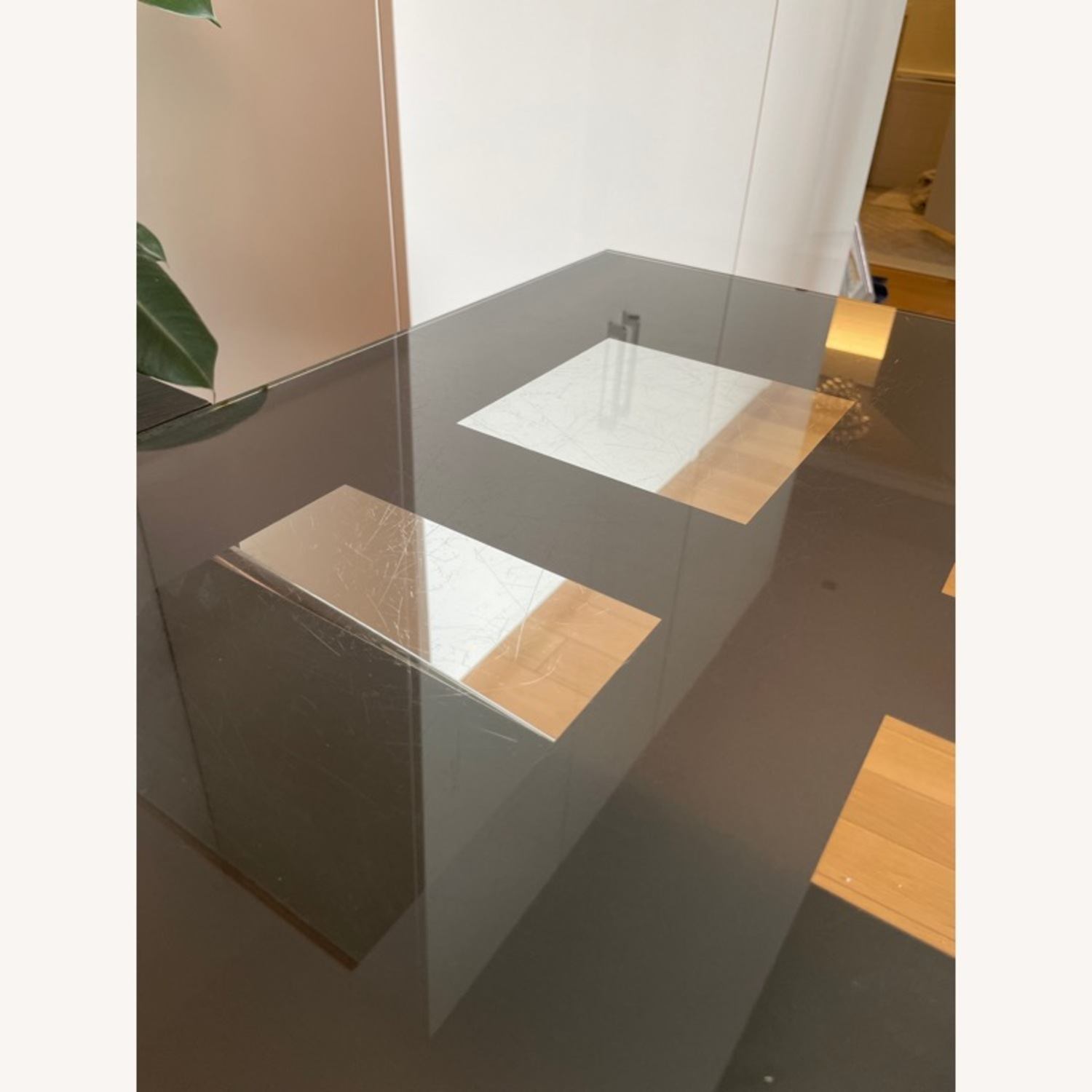 BoConcept Expandable Glass Dining Table - image-12