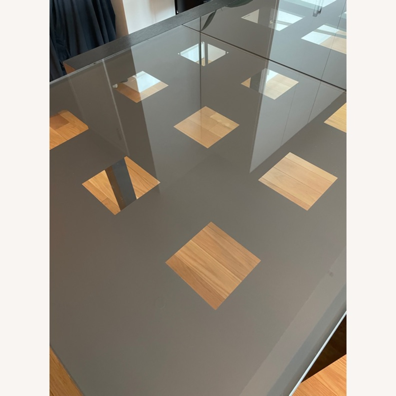 BoConcept Expandable Glass Dining Table - image-13