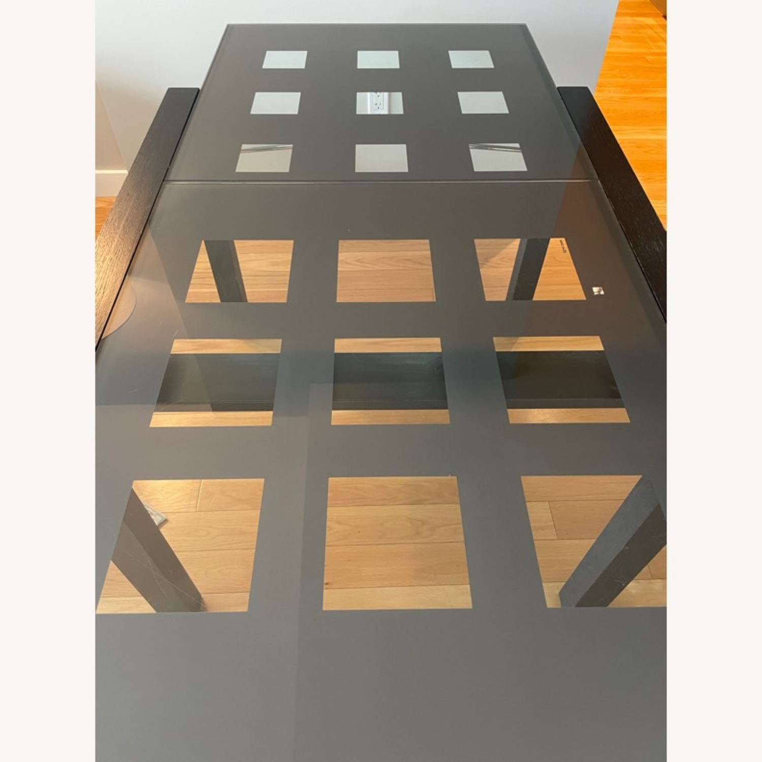 BoConcept Expandable Glass Dining Table - image-14