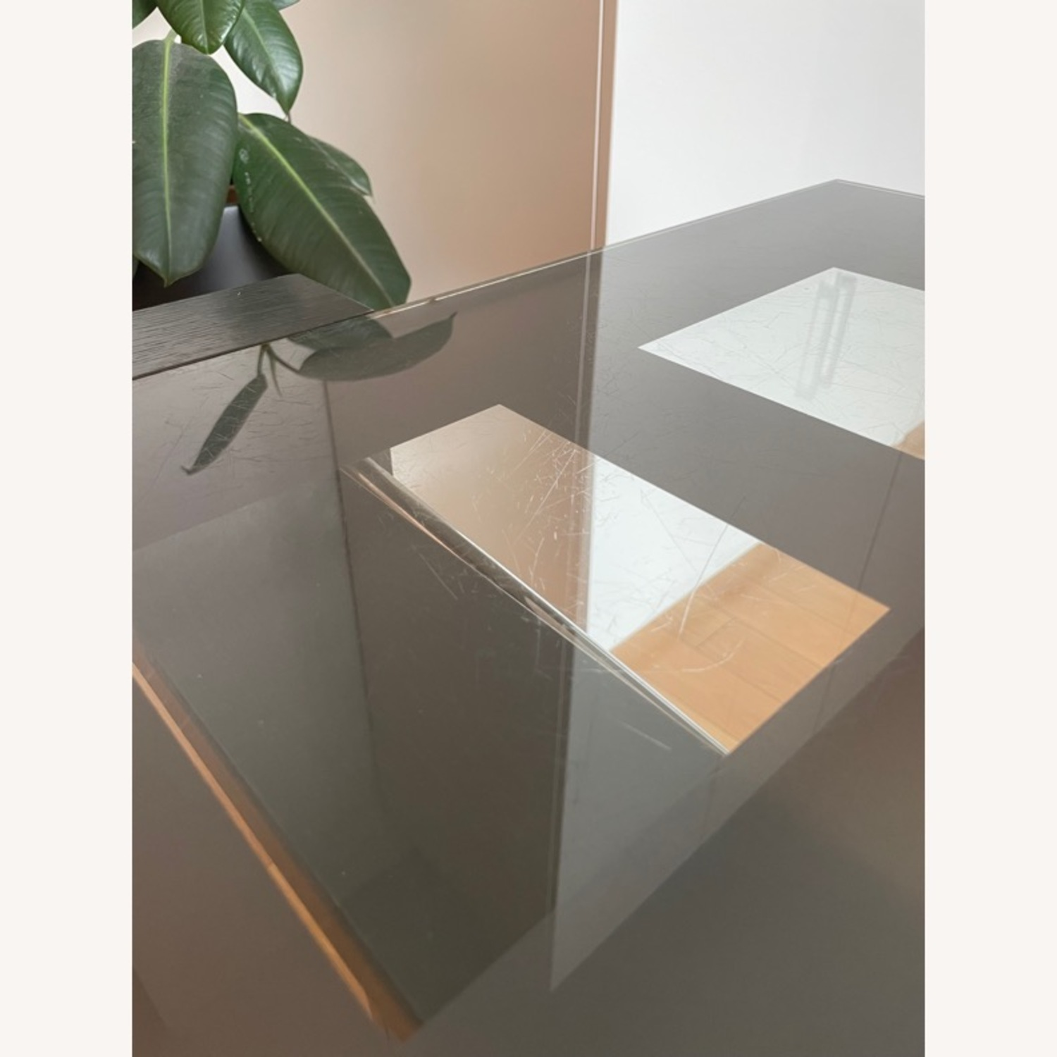 BoConcept Expandable Glass Dining Table - image-10