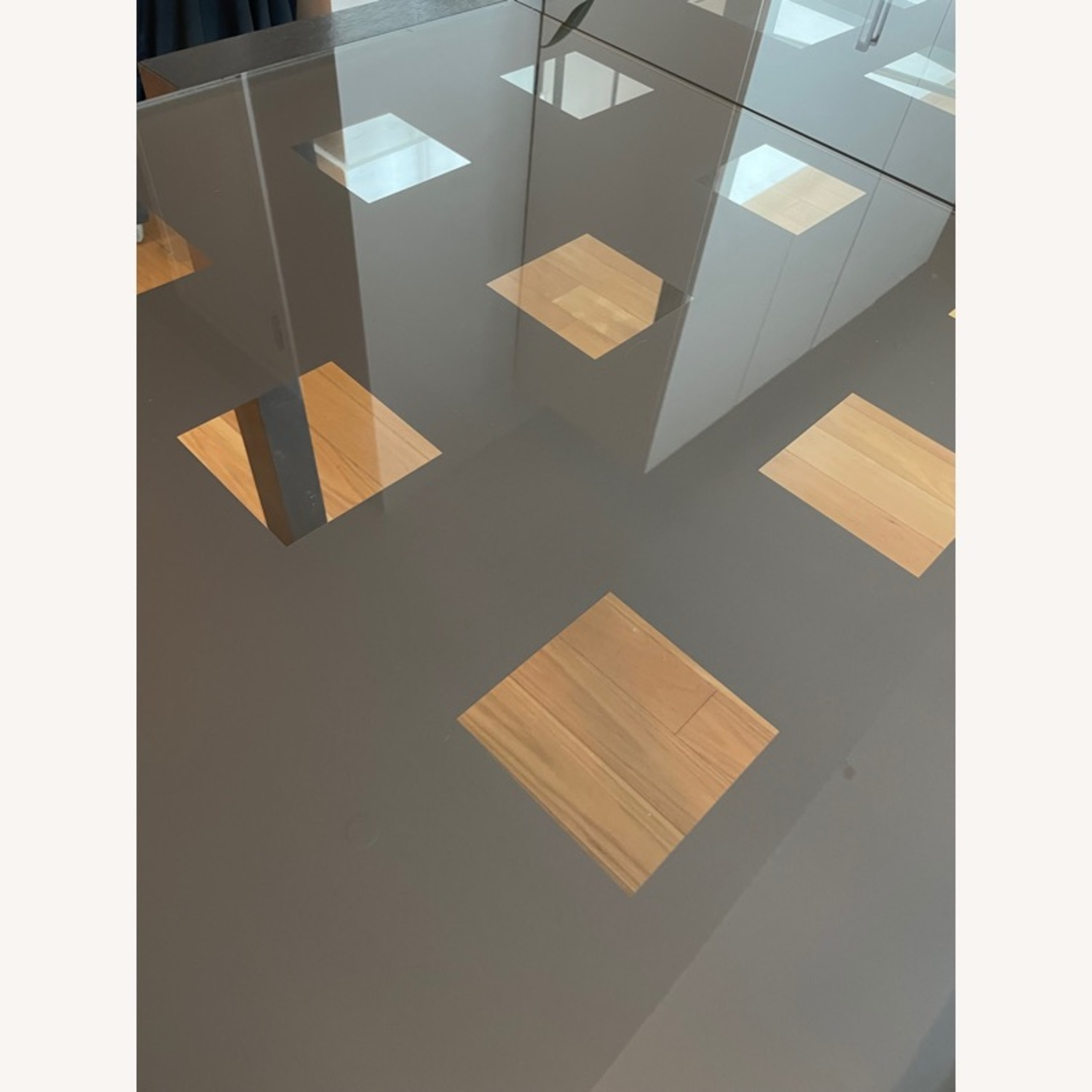 BoConcept Expandable Glass Dining Table - image-6