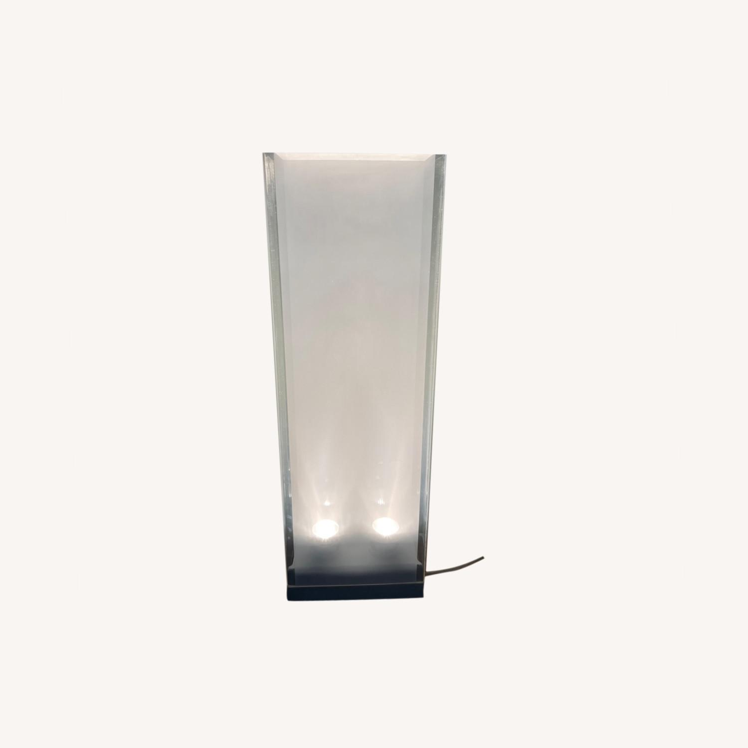 2 Matching BoConcept Halogen Table Lamps - image-0