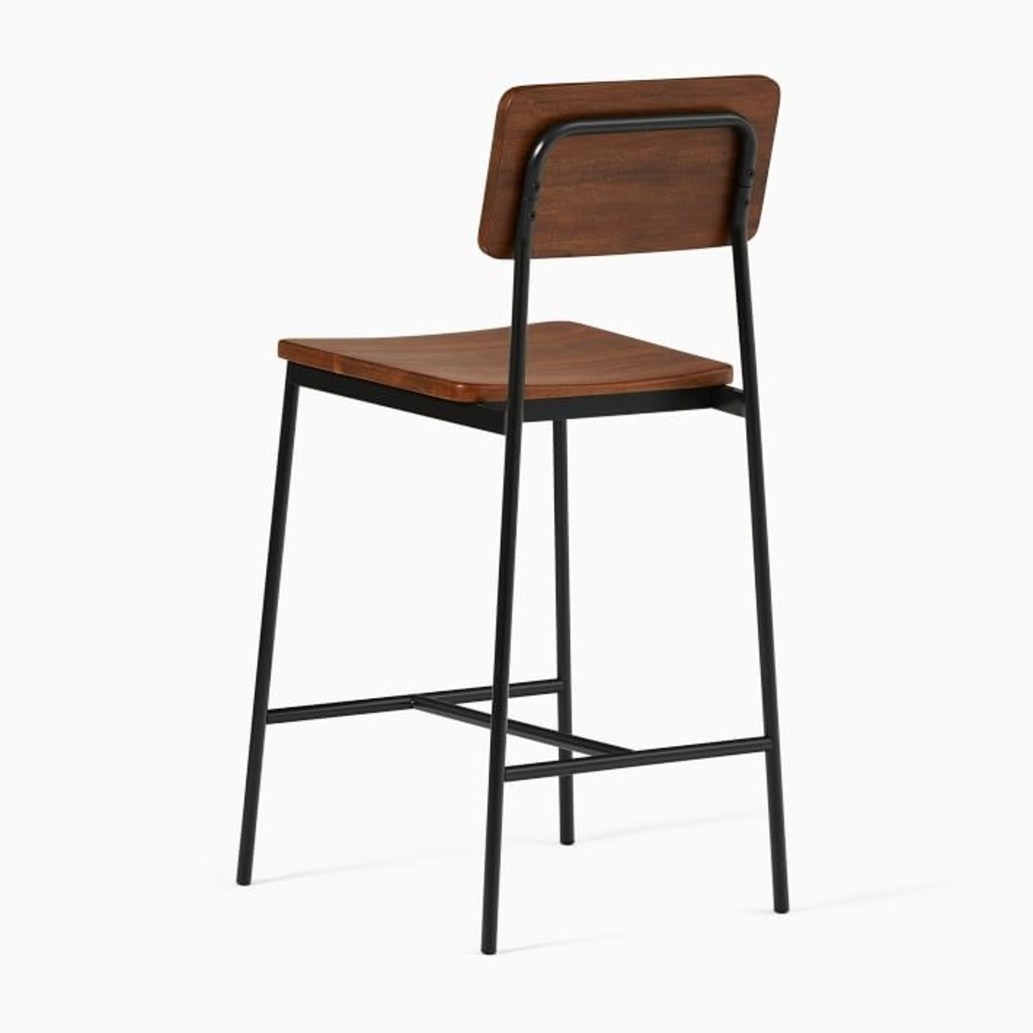 West Elm Augusta Rustic Counter Stool - image-2