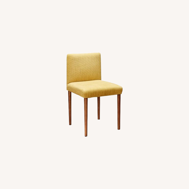 West Elm Ellis Upholstered Dining Chair - image-0