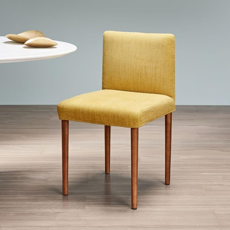 West Elm Ellis Upholstered Dining Chair - image-2
