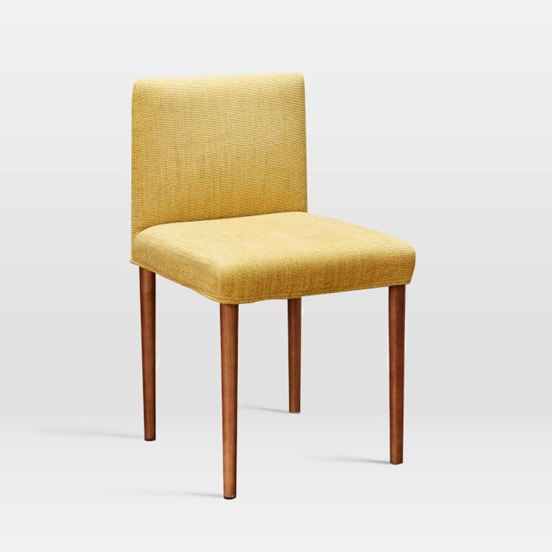 West Elm Ellis Upholstered Dining Chair - image-3