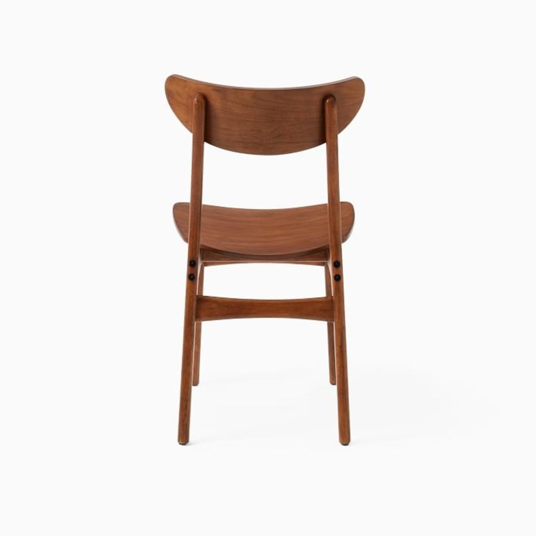West Elm Classic Café Wood Dining Chair - image-2