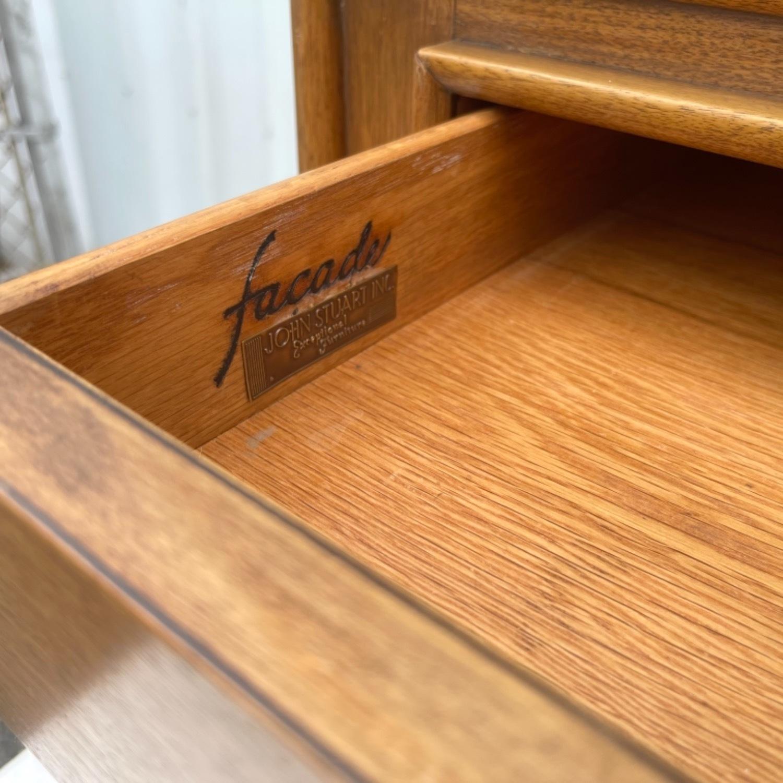 Mid-Century Modern Highboy Dresser by John Stuart - image-17