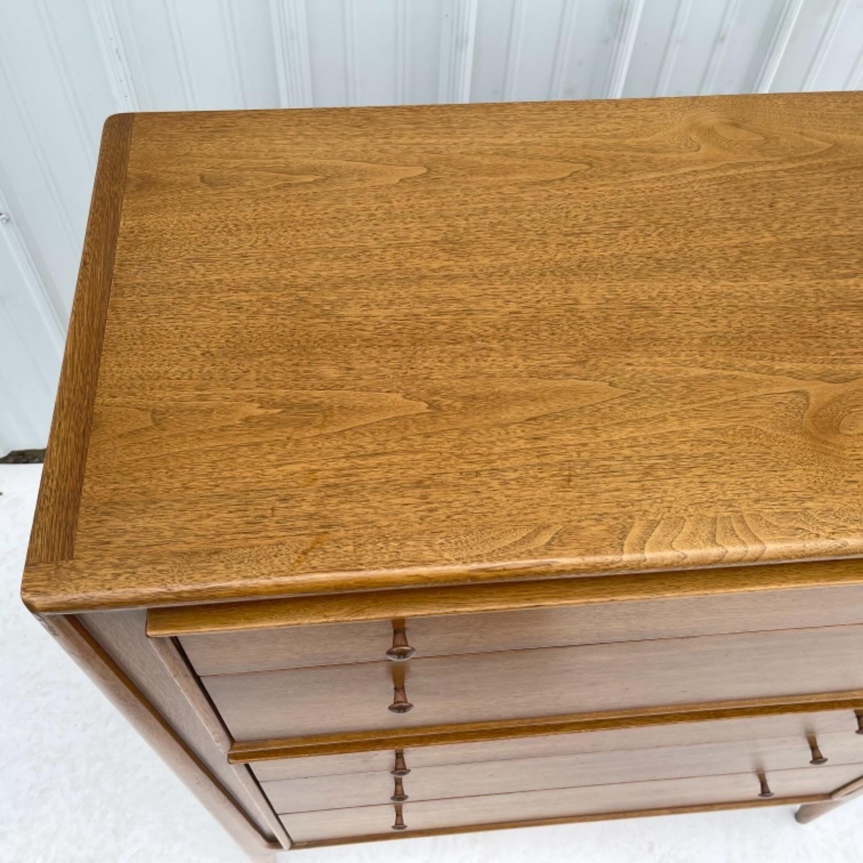 Mid-Century Modern Highboy Dresser by John Stuart - image-7
