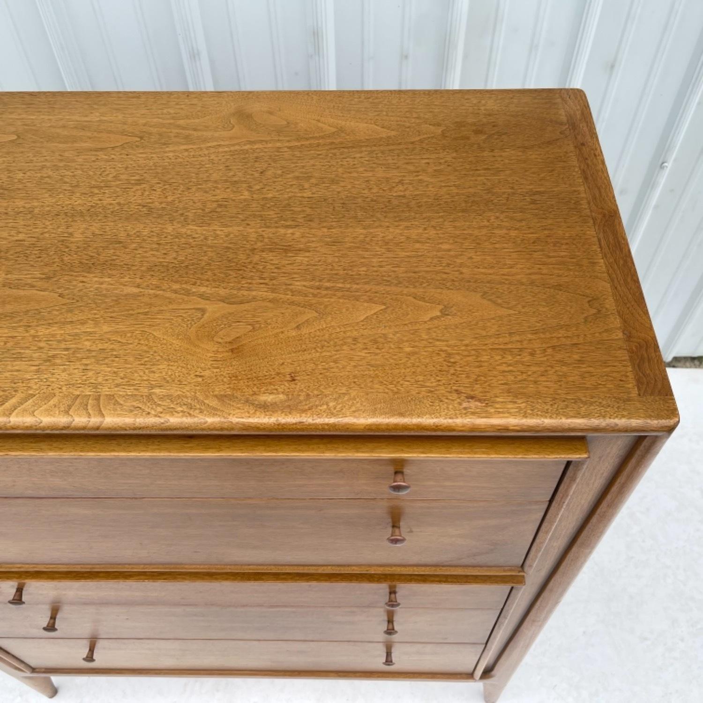 Mid-Century Modern Highboy Dresser by John Stuart - image-8