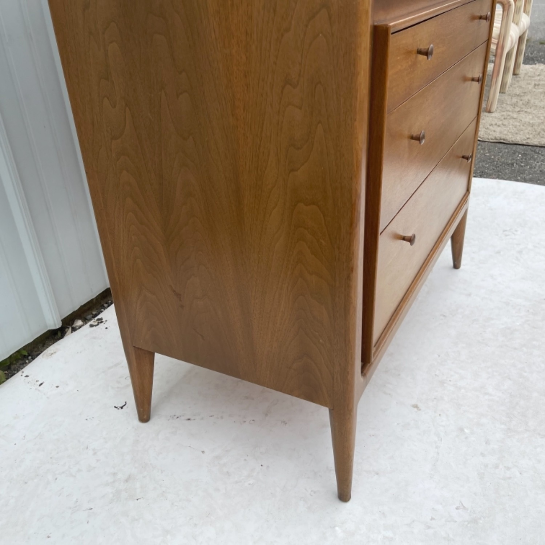 Mid-Century Modern Highboy Dresser by John Stuart - image-5