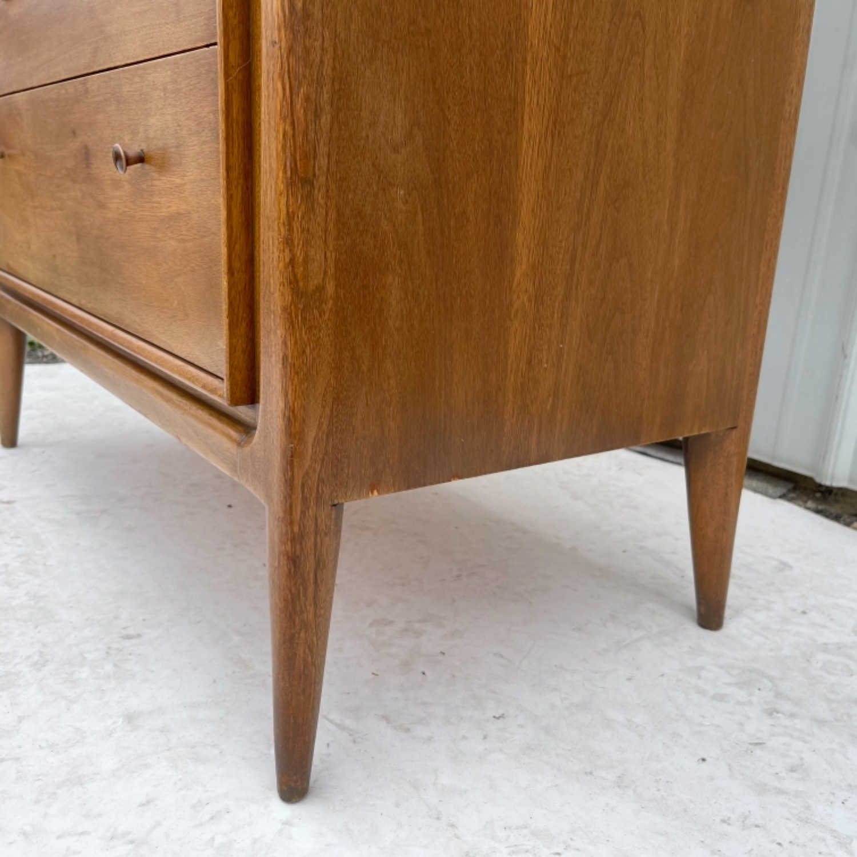 Mid-Century Modern Highboy Dresser by John Stuart - image-11