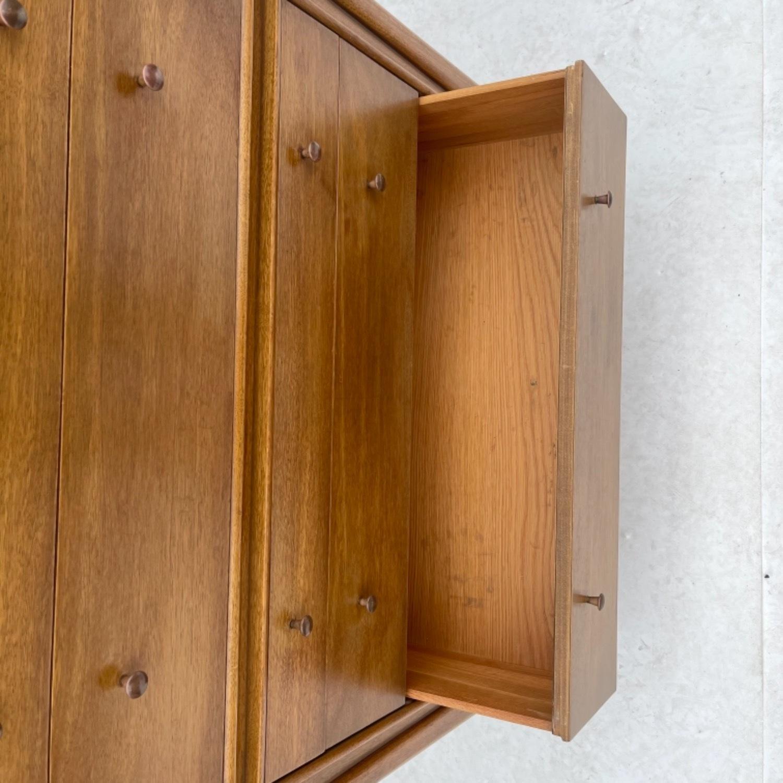 Mid-Century Modern Highboy Dresser by John Stuart - image-19