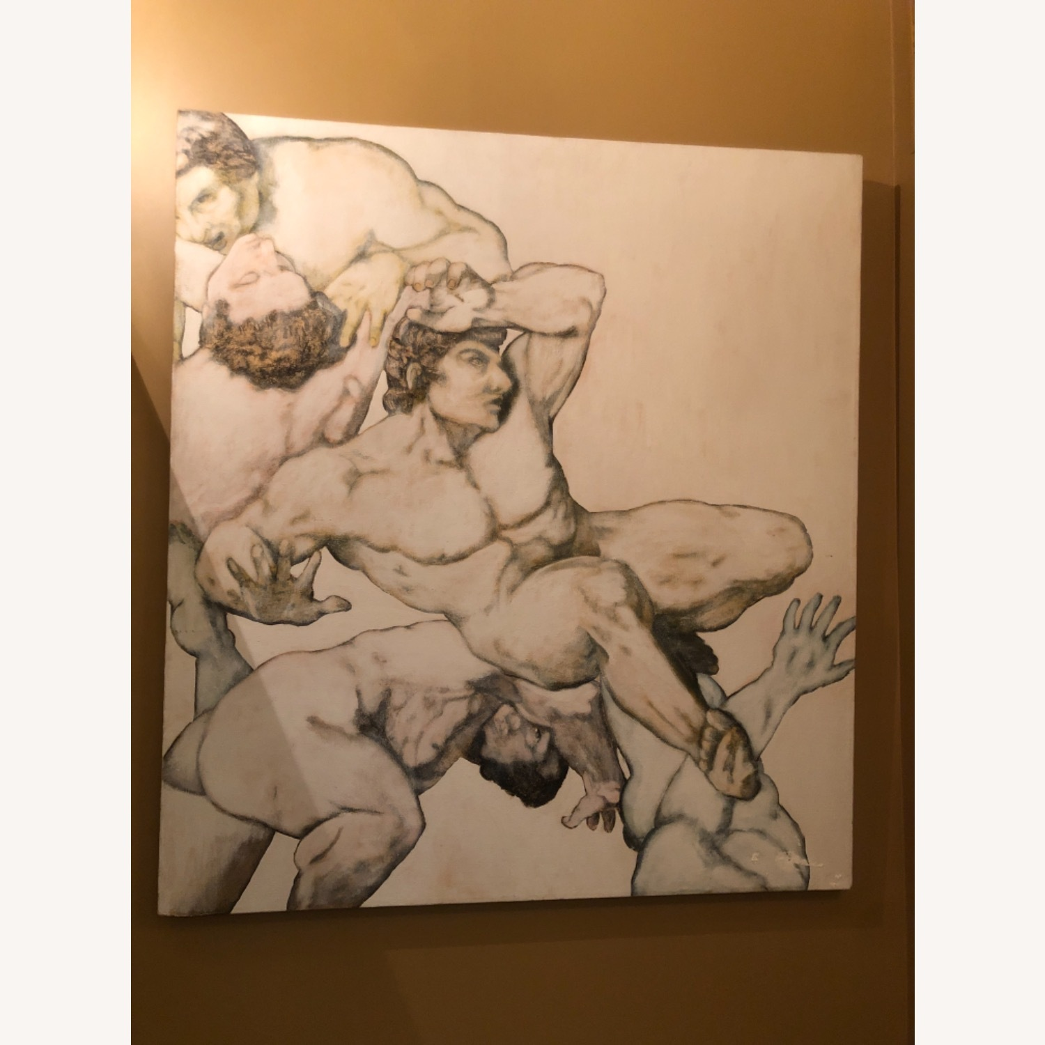 Classic Old Master Style Painting - image-1