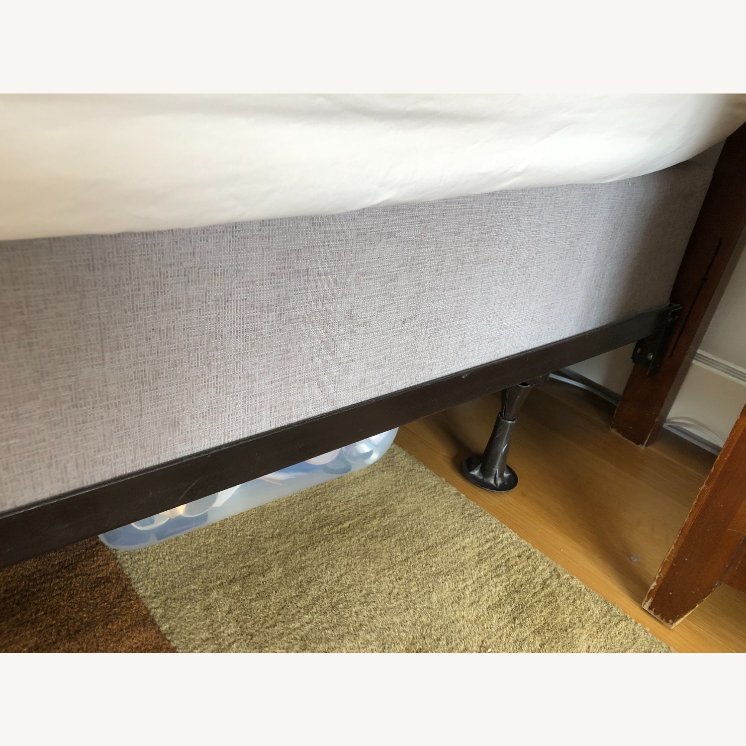Solid Cherry Queen Sized Headboard - image-3
