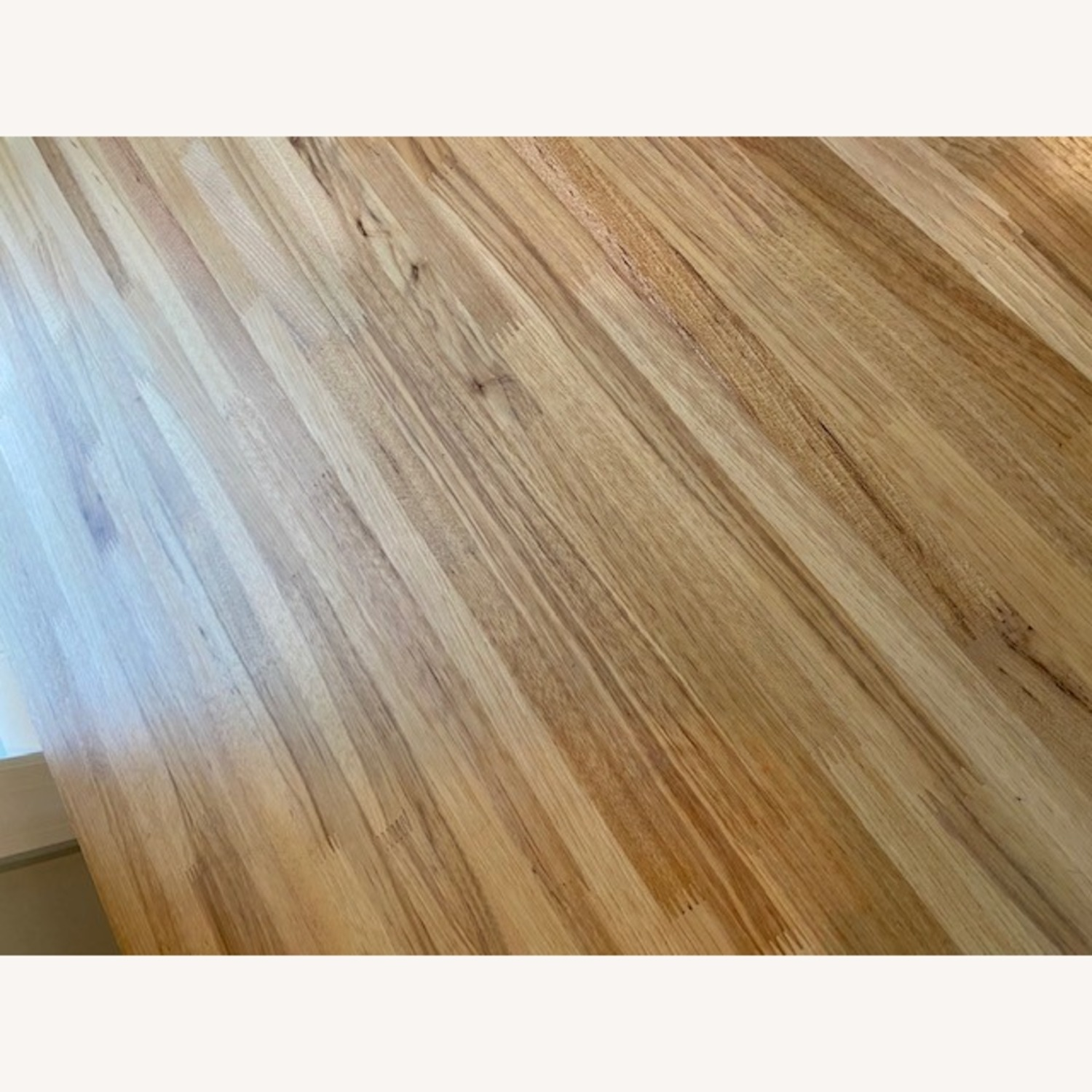Butcher Block Countertop and Two Drawer Units - image-4