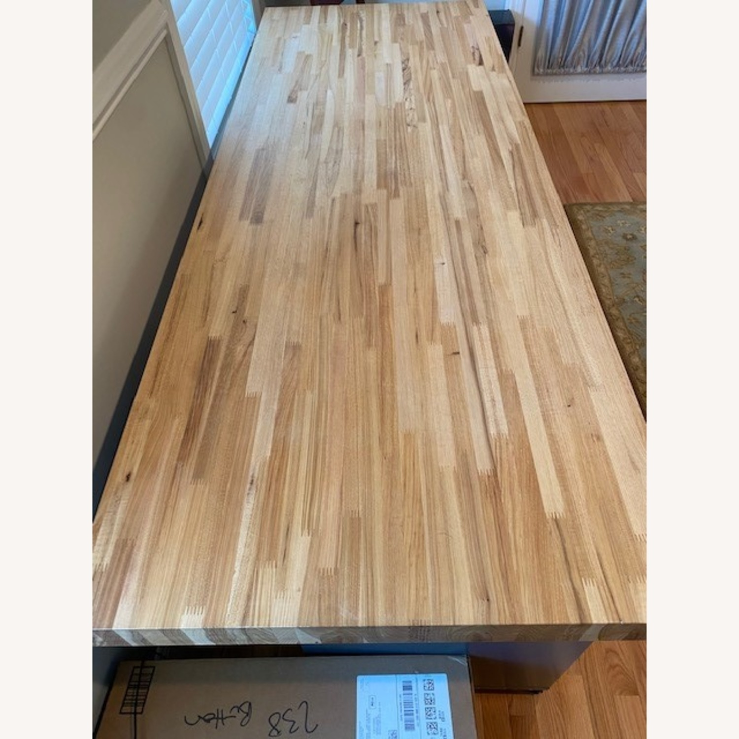 Butcher Block Countertop and Two Drawer Units - image-5