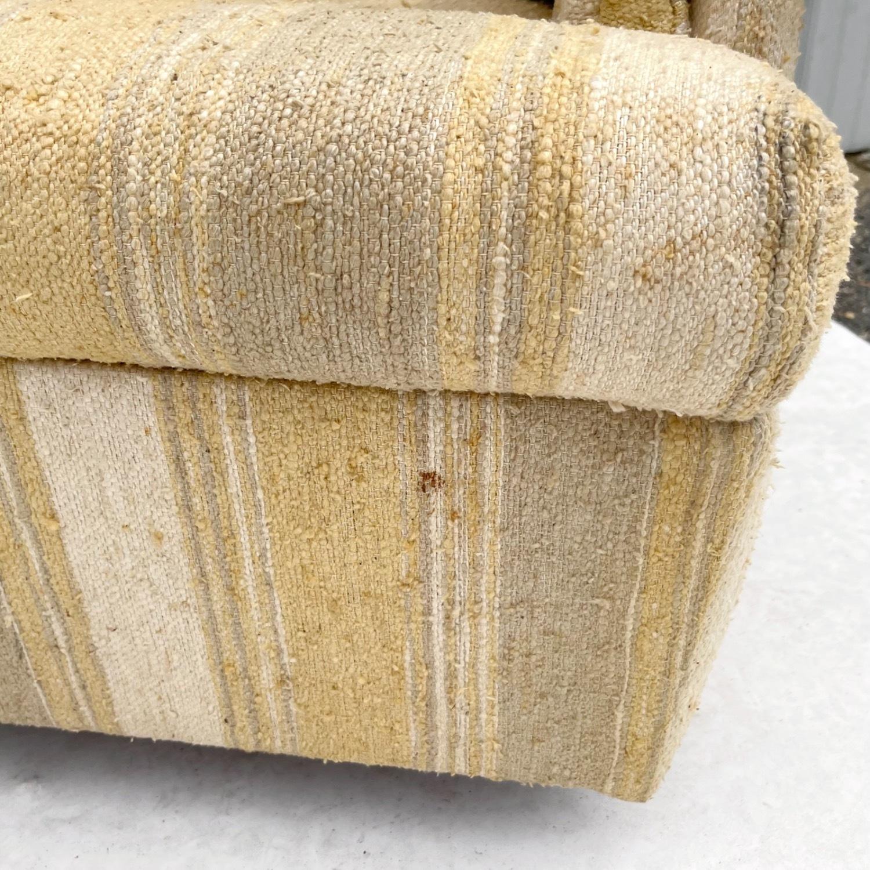 Pair Mid-Century Swivel Lounge Chairs - image-6