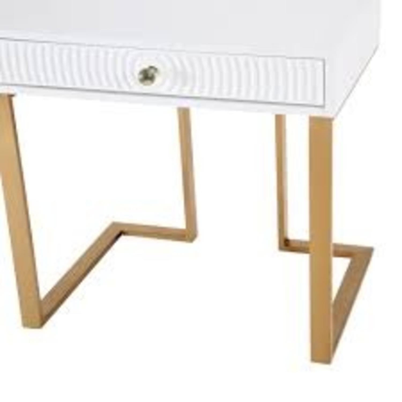 TOV Furniture Janie Lacquer Desk - image-4