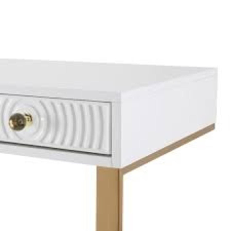 TOV Furniture Janie Lacquer Desk - image-3