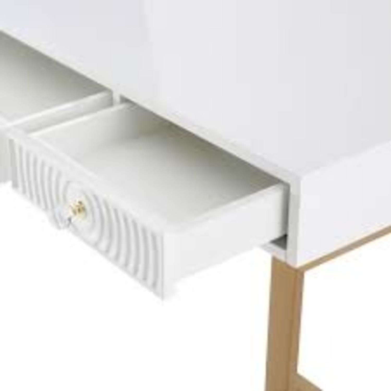 TOV Furniture Janie Lacquer Desk - image-5