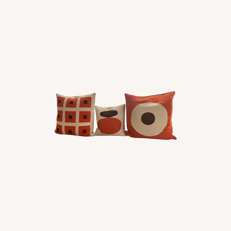 Jonathan Adler Reversible Pillow Set 3 - image-0