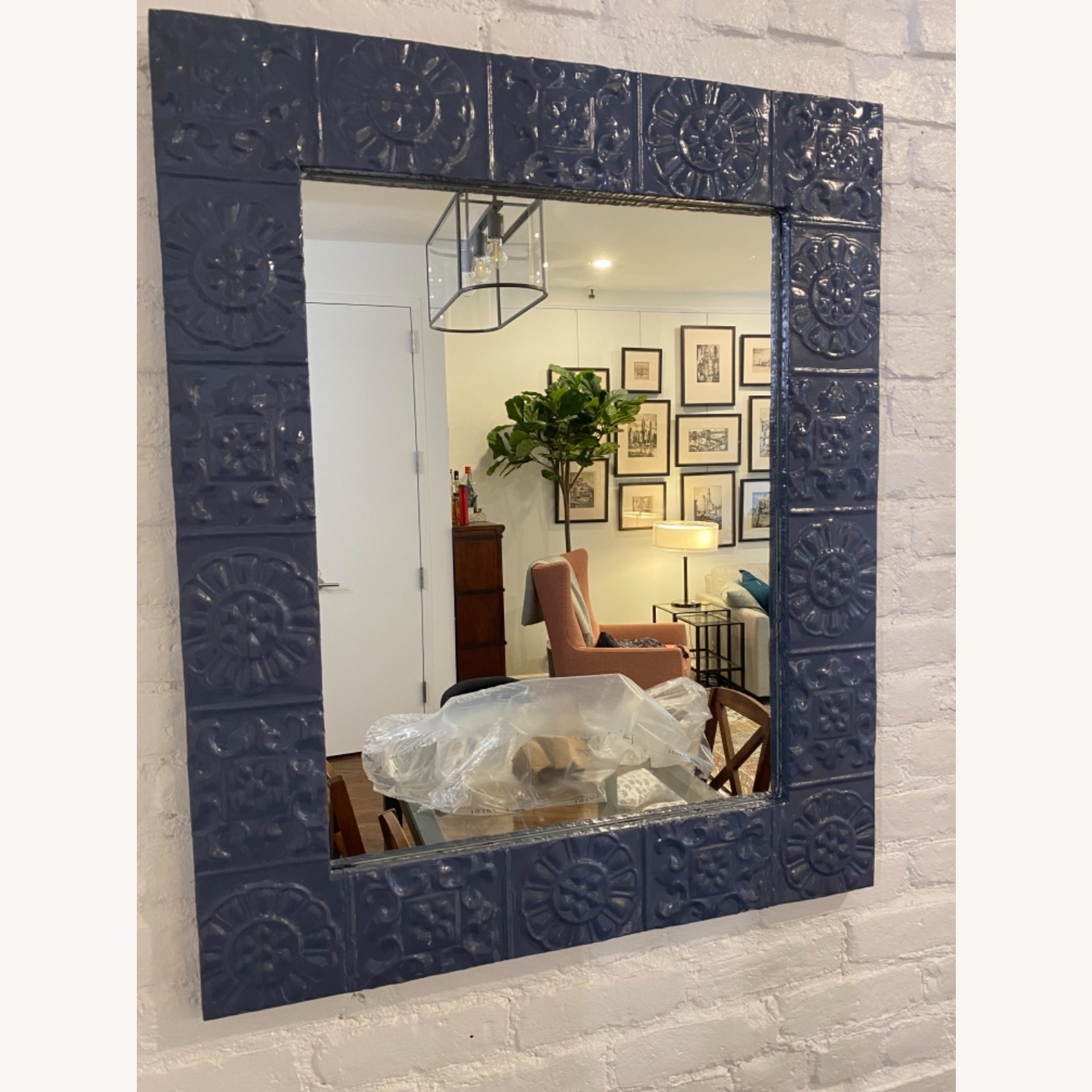 Pair of Large Mirrors - image-3