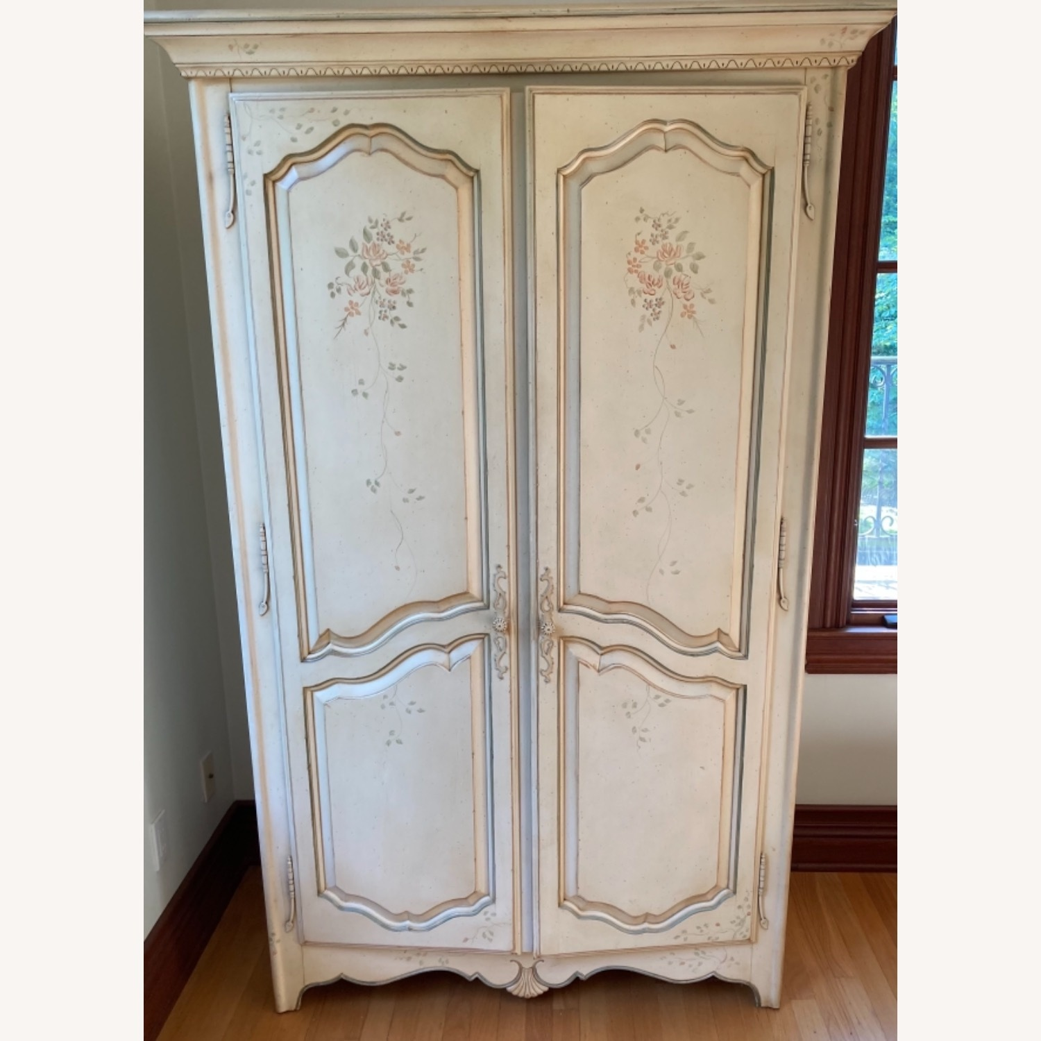 Ethan Allen/ French Country Armoire - image-1